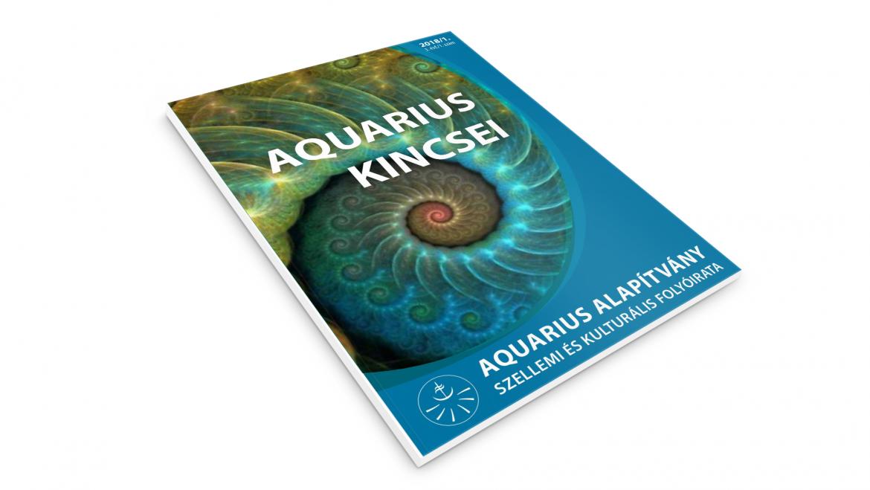 Aquarius Kincsei Folyóirat – 2018/1. szám