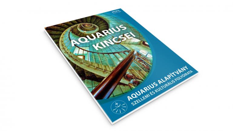 Aquarius Kincsei Folyóirat – 2018/2. szám