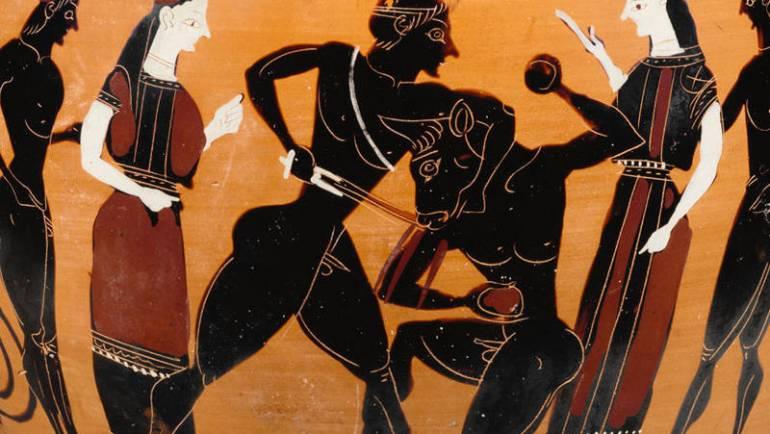 A Minotaurus, a lélek és az én